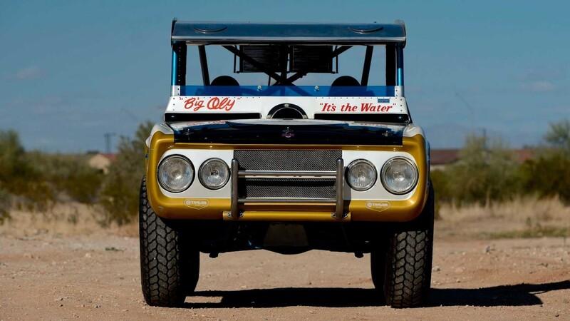 Ford Bronco - Big Oly 1969