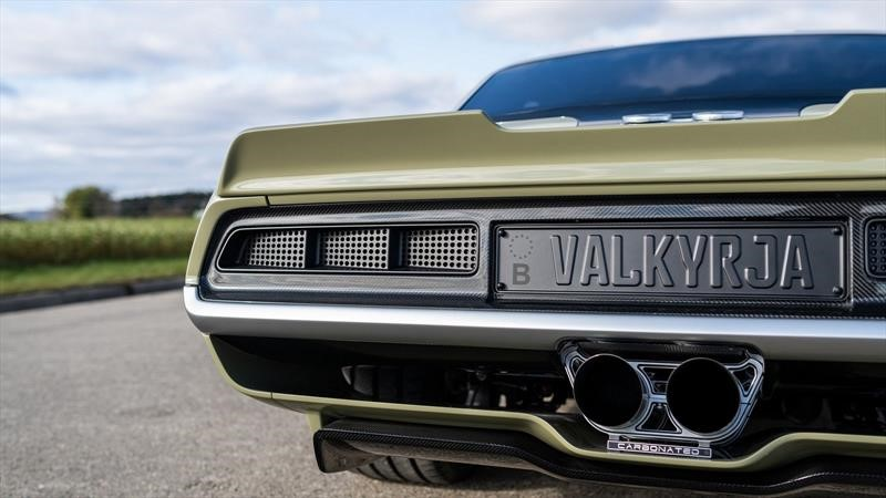 Camaro Valkyrja 1969 por Ringbrothers