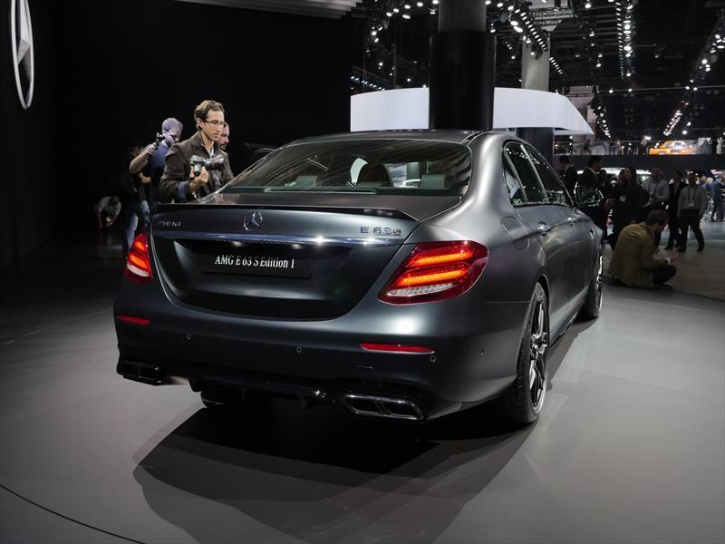 Mercedes-AMG E63 2018