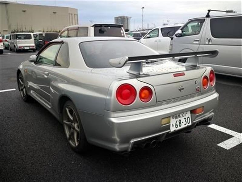 Salón de Tokio: Nissan GTR R34