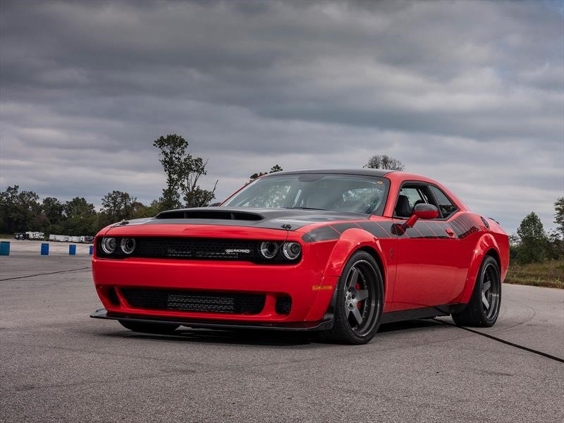 Dodge Challenger SRT Demon por SpeedKore