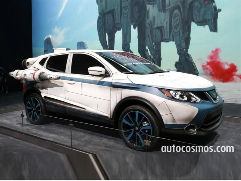 Nissan Rogue Sport - A-Wing