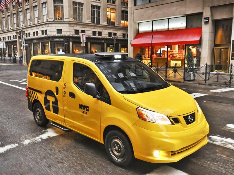 Nissan NV200 2014 NY Taxi