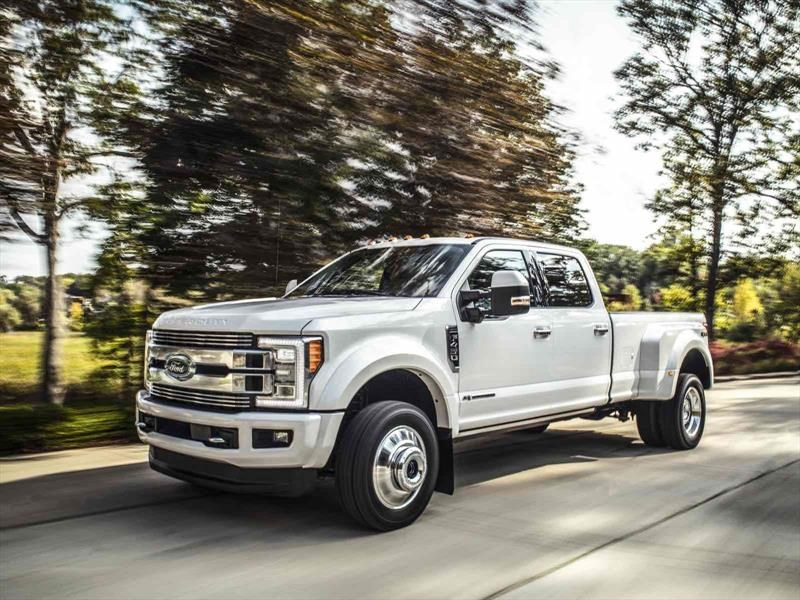 Ford F-Series Super Duty 2018