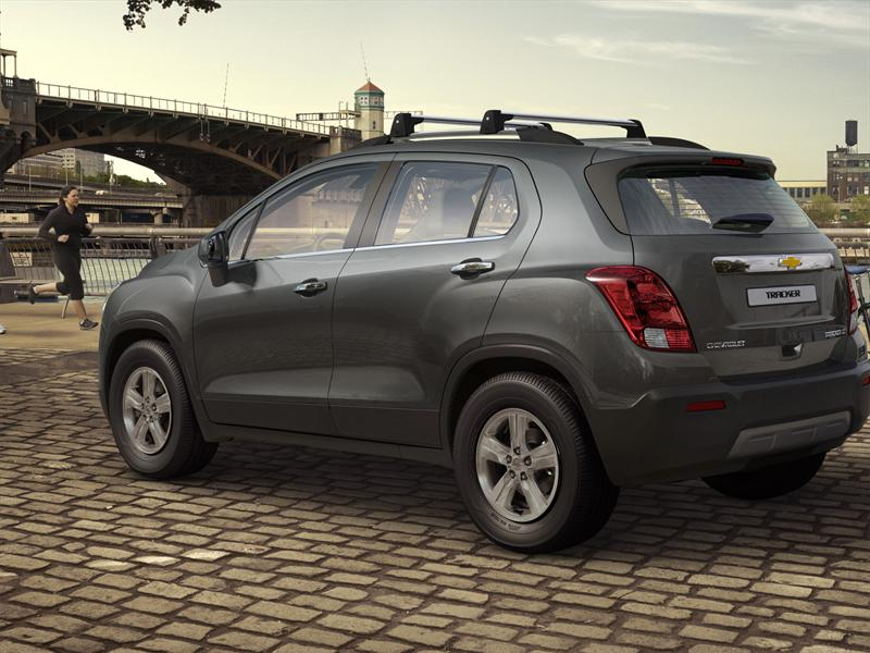 La Chevrolet Tracker llegó a Colombia