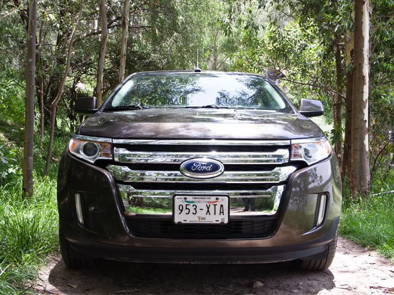 Ford Edge Limited 2012 a prueba