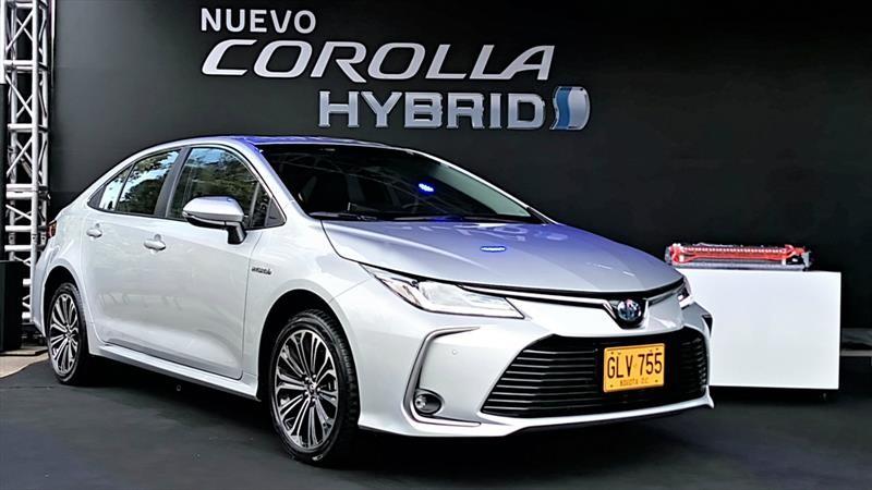 Lanzamiento Toyota Corolla 2020