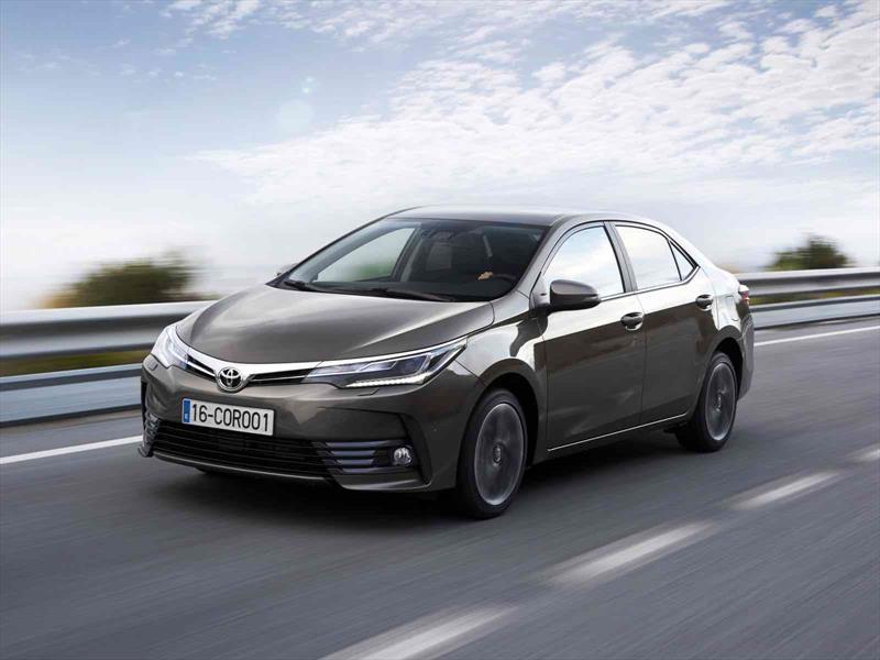 Toyota Corolla 11ª generación -2013-a la fecha-