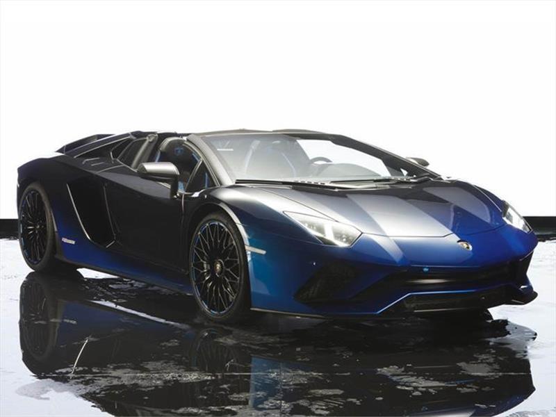 Lamborghini Aventador S Roadster 50th Anniversary