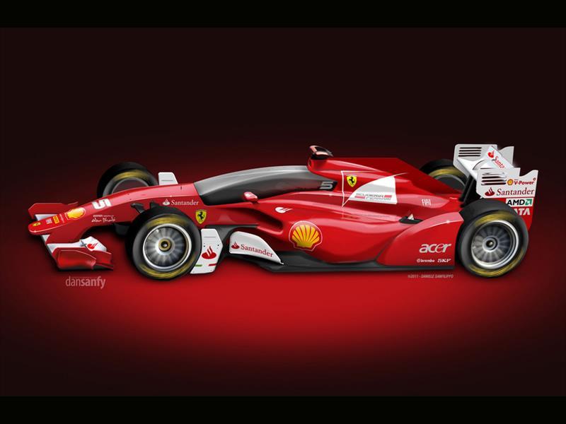 Propuestas de F1 cerrados