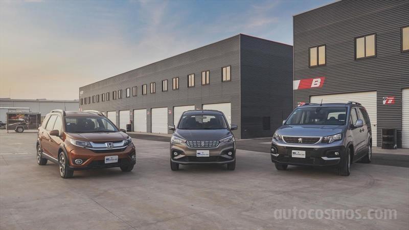 Suzuki Ertiga vs Honda BR-V vs Peugeot Rifter