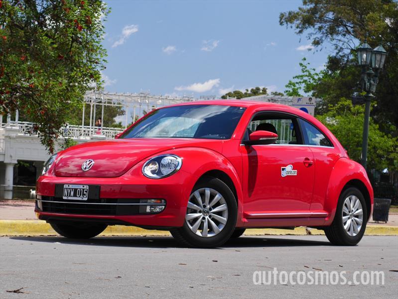 Volkswagen The Beetle a prueba