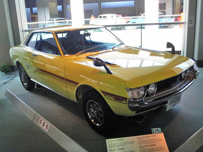 Toyota Celica 1970-1977