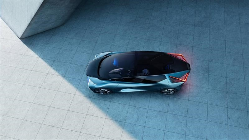Lexus LF-30 Electrified Concept