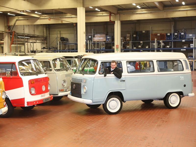 La última Volkswagen Combi se va a Alemania