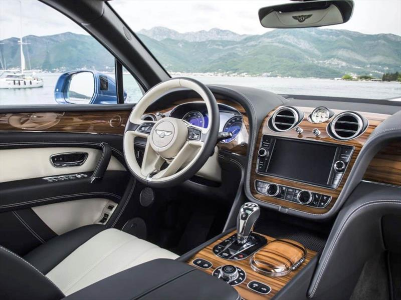 Bentley Bentayga diésel 2017