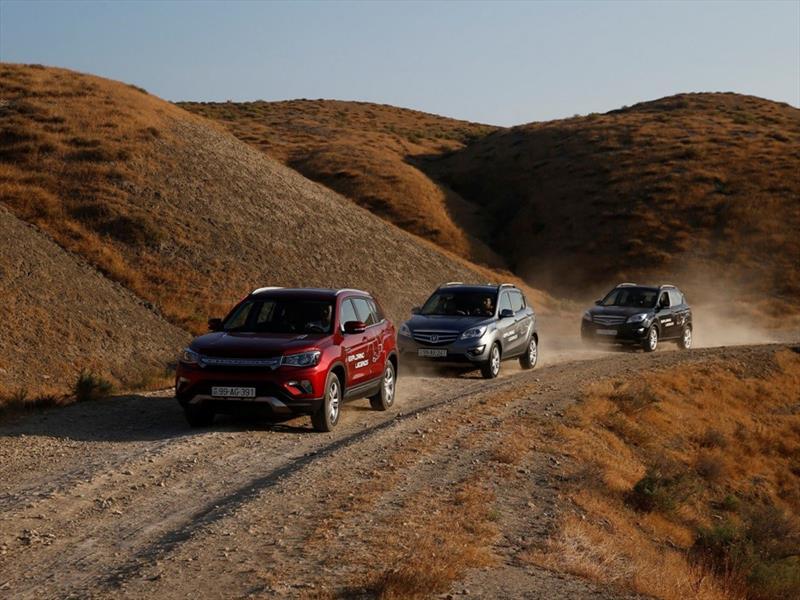 """Changan """"Explorando Leyendas"""": Azerbaiyán"""