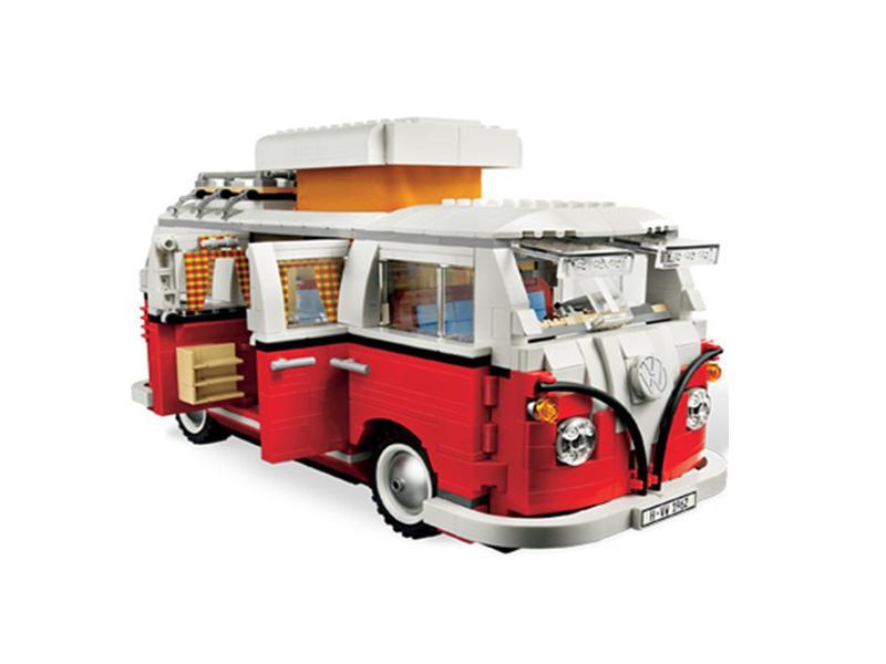 Volkswagen Combi 1962 de LEGO