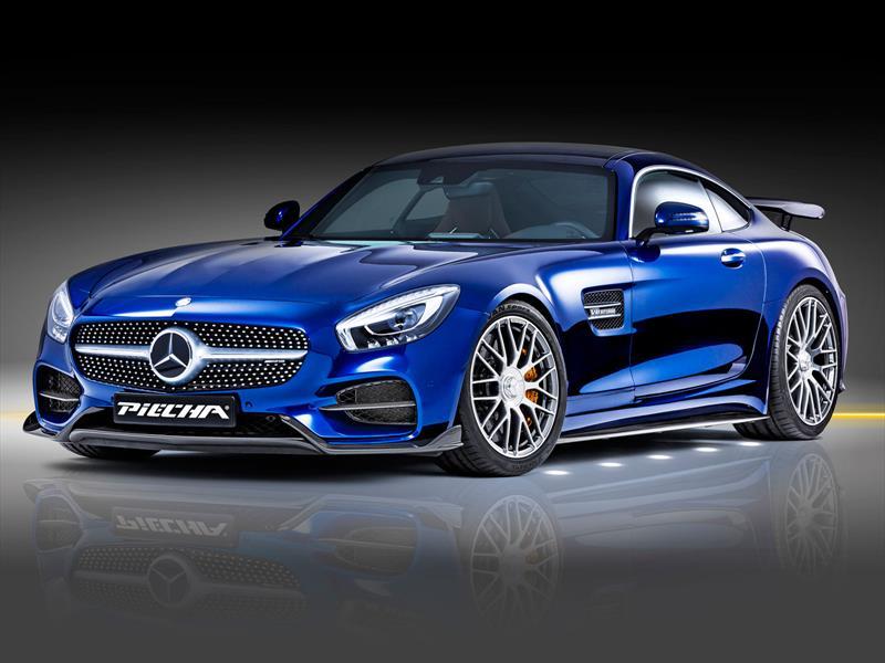 Mercedes-AMG GT-RSR por Piecha Design