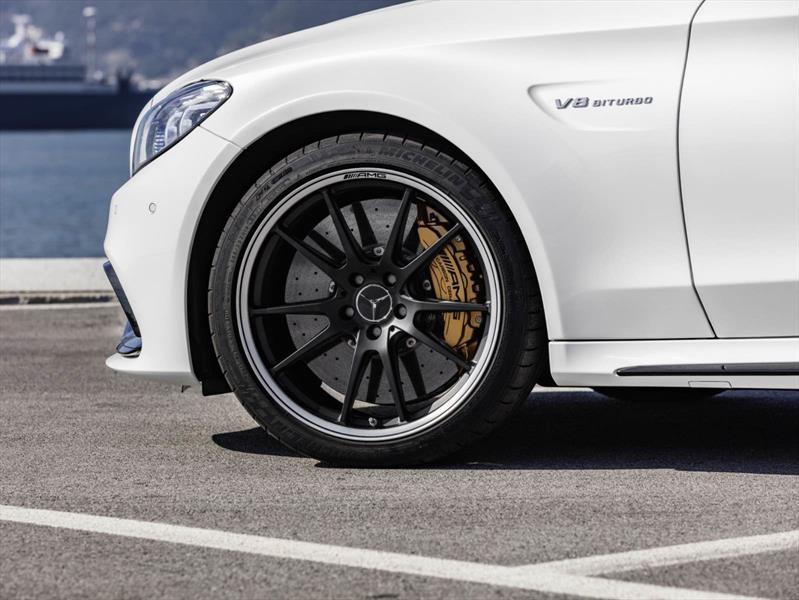 Mercedes-Benz C63 AMG 2019