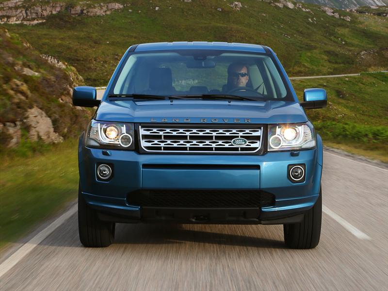 Nueva Land Rover Freelander 2 en Argentina