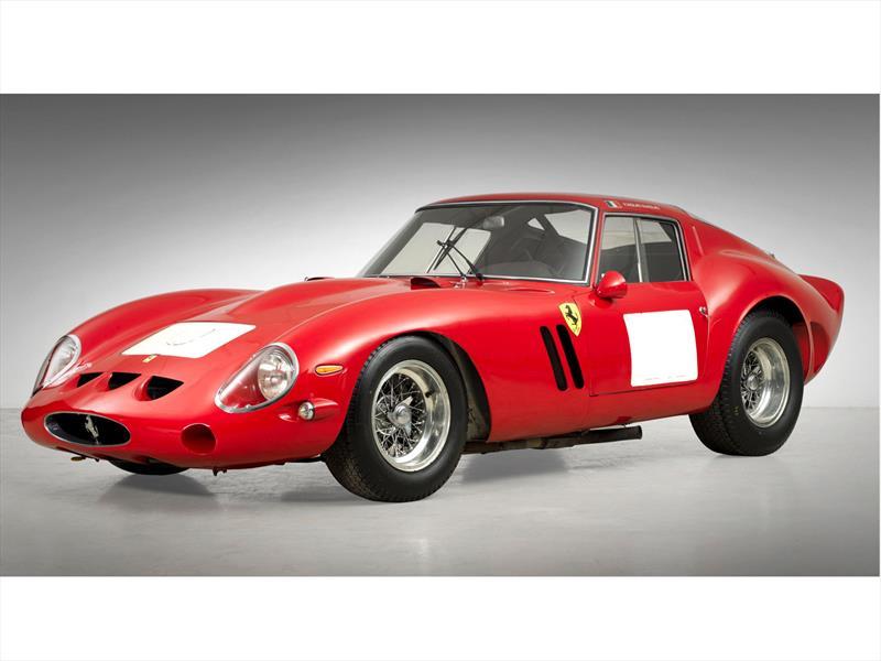 Ferrari 250 GTO 1963 subastado