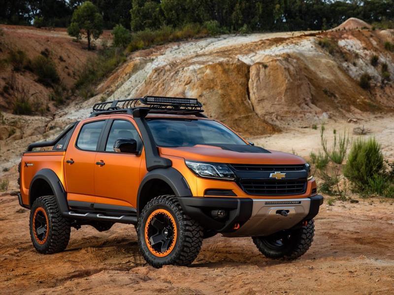 Chevrolet Colorado Extreme 2017