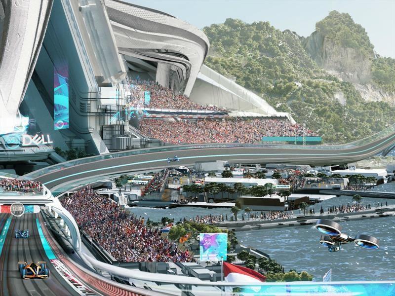 McLaren y la F1 en 2050