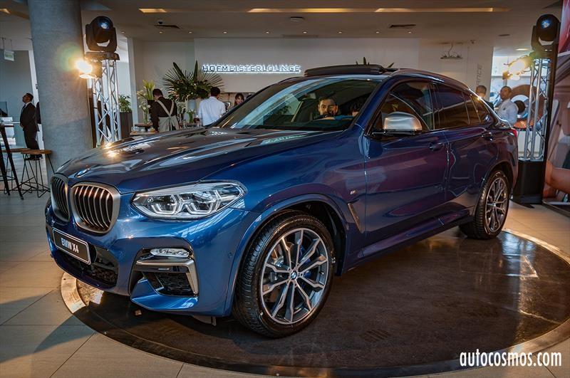 BMW X4 2019 - Lanzamiento en Chile