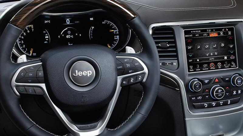 Jeep Grand Cherokee 2014 para Europa