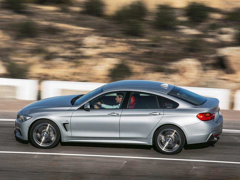 BMW Serie 4 Gran Coupé 2015