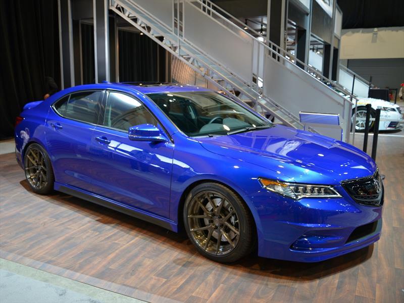 Acura TLX 2015 Galpin Auto Sports