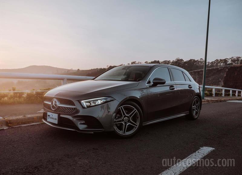 Nuevo Mercedes-Benz Clase A 200 a prueba