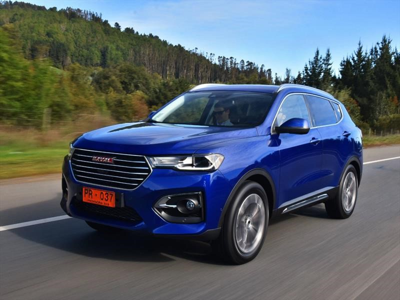Haval H6 2019 - Test drive