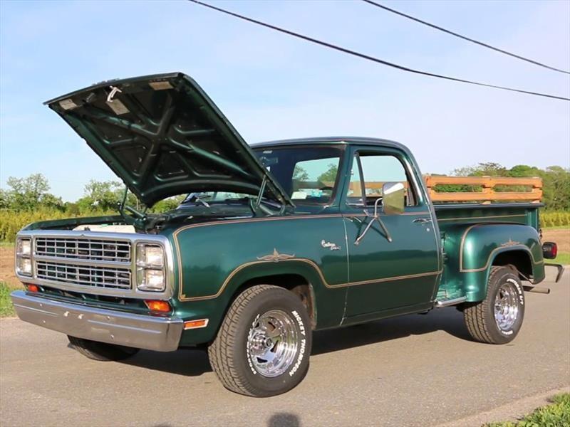 Dodge Warlock (1977-1979)