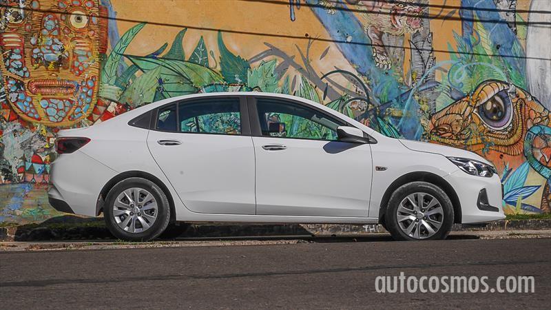 Chevrolet Onix Plus 1.2L a prueba