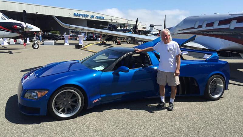 GT-SSC, un Corvette con doble V8