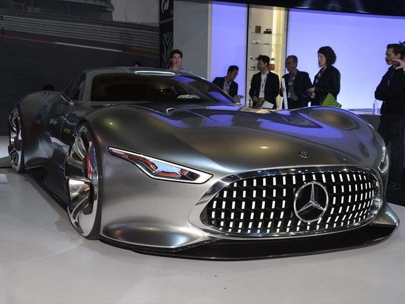 Top 10: Mercedes-Benz AMG Vision Gran Turismo