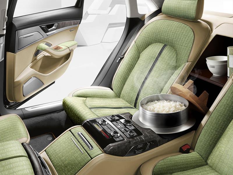 Audi A8 5.5