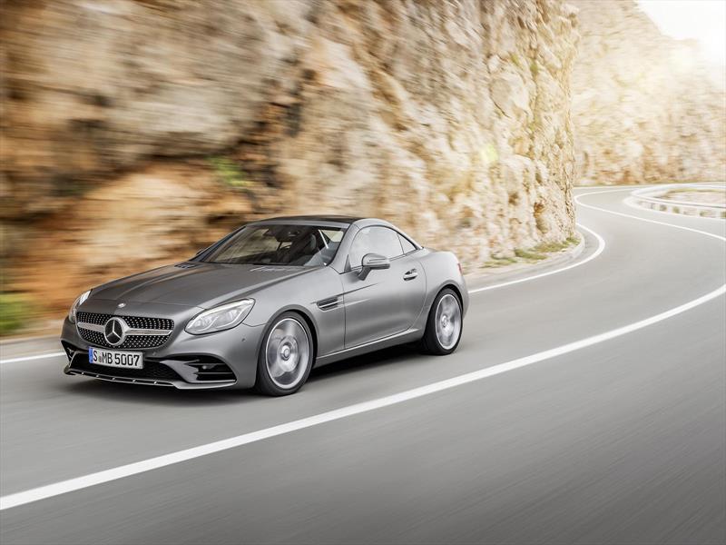 Nuevo Mercedes-Benz SLC