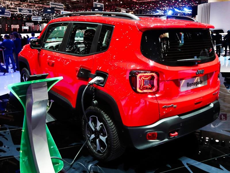 Jeep Renegade / Compass PHEV