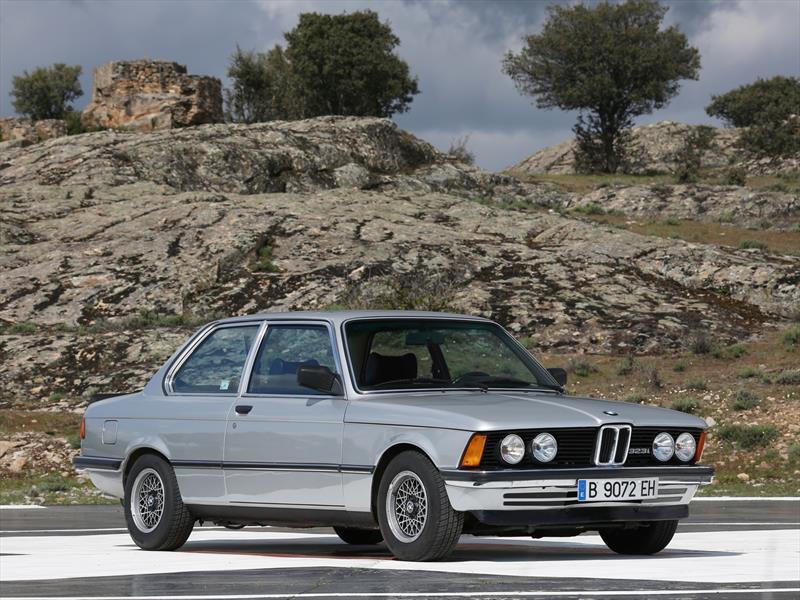 BMW Serie 3 E21 (1975-1983): Primera generación