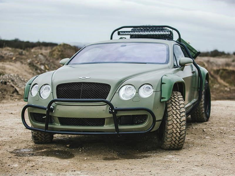 Bentley GT Continental Rally Edition