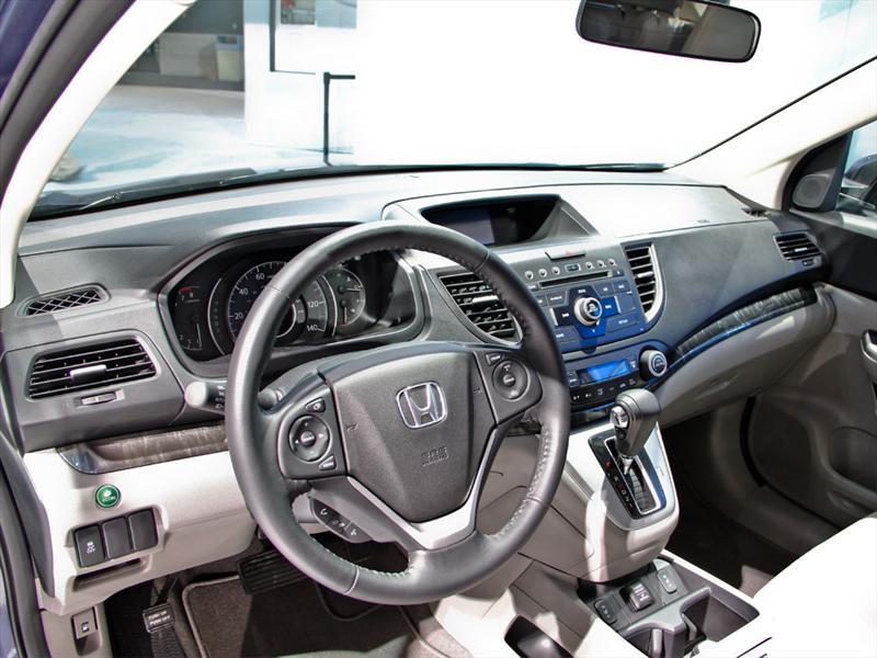Honda CR-V 2013 Salón de Los Angeles