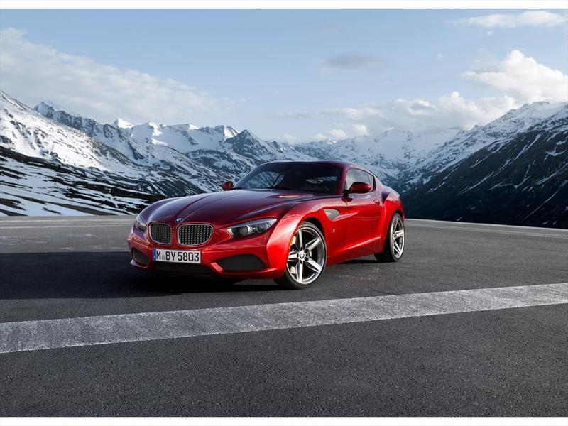 BMW Zagato Coupé Concept