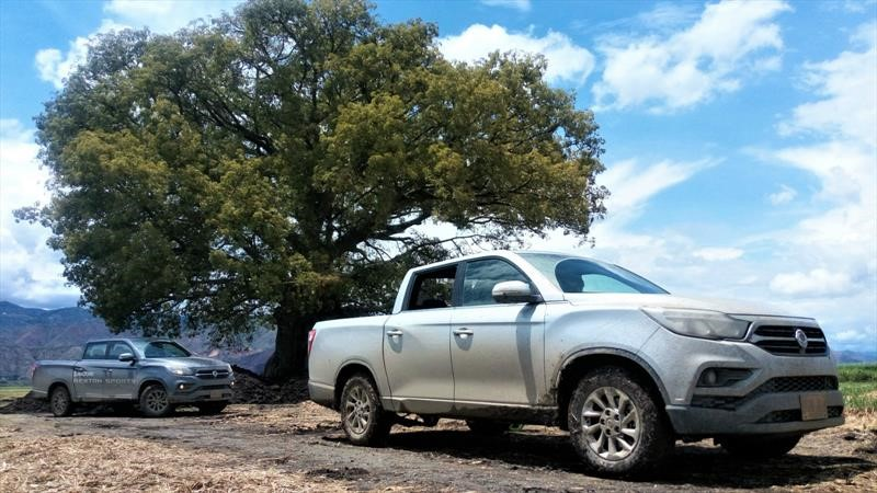 SsangYong Rexton Sports en Colombia