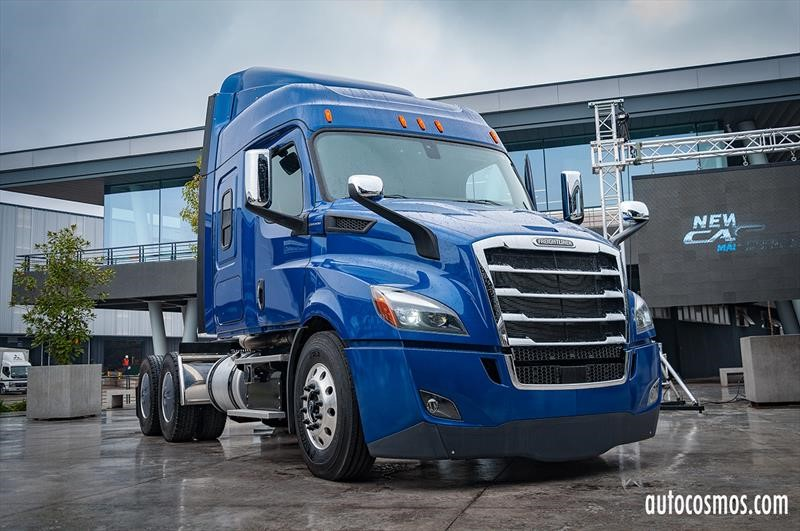 Freightliner New Cascadia 2019 en Chile