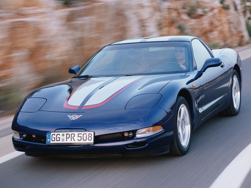 La Historia Del Chevrolet Corvette, Todas Sus Generaciones