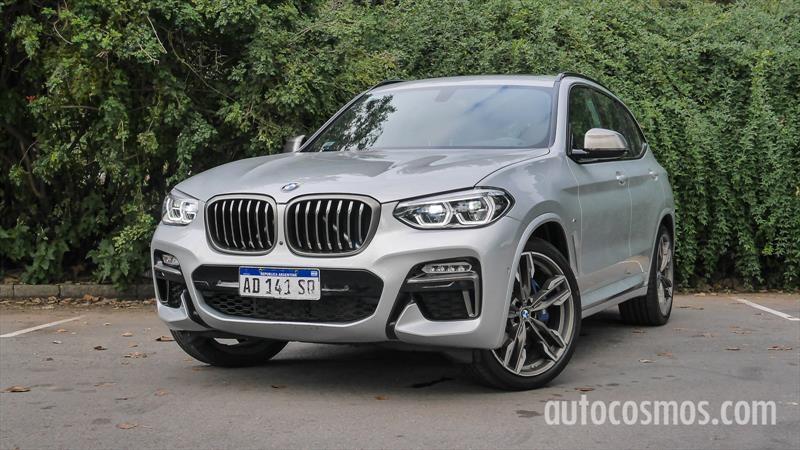 BMW X3 M40i a prueba