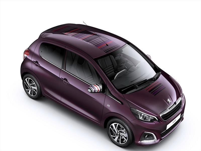 Peugeot 108, el pequeño de la manada